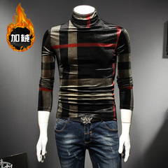 เสื้อผ้าผู้ชาย ผู้หญิง ราคาถูก เสื้อยืดแขนยาว ผ้ากำมะหยี่ มี สีดำ สีกากี มี ไซร์ M L XL 2XL 3XL 4XL 5XL