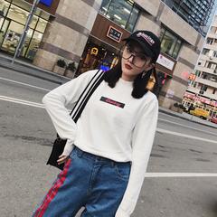 เสื้อผ้าผู้หญิง ราคาถูก เสื้อกันหนาว มี สีดำ สีขาว มี ไซร์ S M L