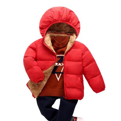 (พร้อมส่งสีแดง Size 120) เสื้อโค๊ทเด็ก เสื้อกันหนาวเด็ก เสื้อแขนยาวเด็กชายและหญิง
