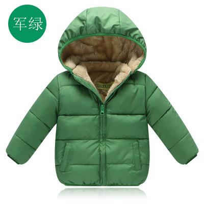 (พร้อมส่งสีเขียว Size 120) เสื้อโค๊ทเด็ก เสื้อกันหนาวเด็ก เสื้อแขนยาวเด็กชายและหญิง