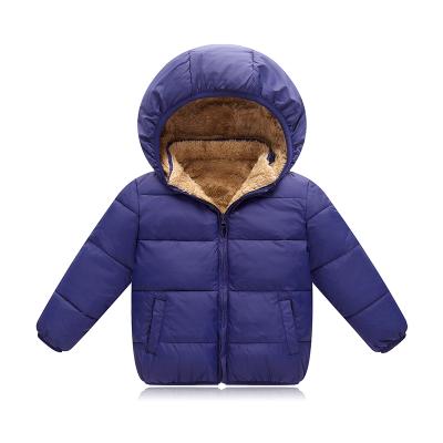 (พร้อมส่งสีน้ำเงิน Size 130) เสื้อโค๊ทเด็ก เสื้อกันหนาวเด็ก เสื้อแขนยาวเด็กชายและหญิง
