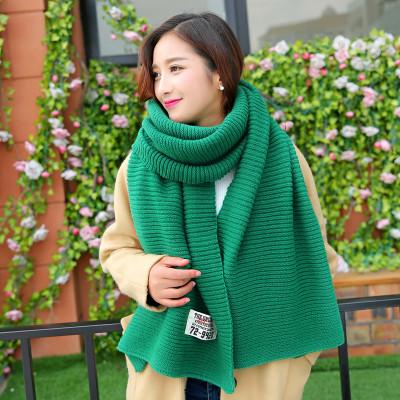 (พร้อมส่งสีเขียว) ผ้าคลุมกันหนาว ผ้าพันคอแฟชั่น ผ้าพันคอกันหนาว อุปกรณ์กันหนาว