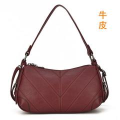 กระเป๋าผู้หญิง ราคาถูก กระเป๋าสะพายข้าง กระเป๋าถือ มี สีน้ำเงินเข้ม สีไวน์แดง สีดำ สีเผือกม่วง สีอบเชย