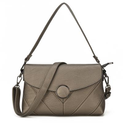กระเป๋าผู้หญิง ราคาถูก กระเป๋าสะพายข้าง กระเป๋าถือ มี สีน้ำเงินเข้ม สีไวน์แดง สีดำ สีอบเชย