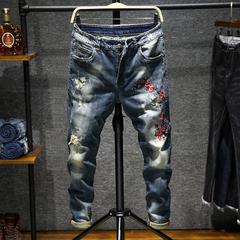 กางเกงผู้ชาย ผู้หญิง ราคาถูก กางเกงยีนส์ มี สีตามรูป มี ไซร์ 28-34,36,38