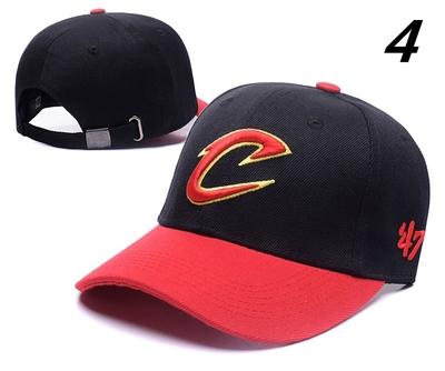 หมวกผู้ชาย ผู้หญิง ราคาถูก หมวกเบสบอล NBA หมวกบาสเกตบอล NBA Cleveland Cavliers (ปรับได้)