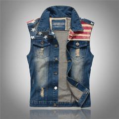 เสื้อผ้าผู้ชาย ผู้หญิง ราคาถูก เสื้อกั๊กยีนส์ มี สีตามรูป มีั ไซร์ M L XL 2XL 3XL 4XL 5XL