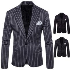 เสื้อผ้าผู้ชาย ผู้หญิง ราคาถูก เสื้อสูท เสื้อลำลอง เสื้อคลุม มี สีแถบดำ สีเทาเข้ม สีแถบดำดำ มีั ไซร์ M L XL 2XL 3XL 4XL