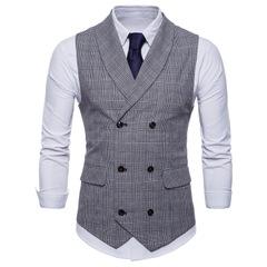 เสื้อผ้าผู้ชาย ราคาถูก เสื้อกั๊ก เสื้อกล้าม เท่ๆ มี สีเทาอ่อน สีหมอก สีน้ำตาล มีั ไซร์ M L XL 2XL 3XL 4XL