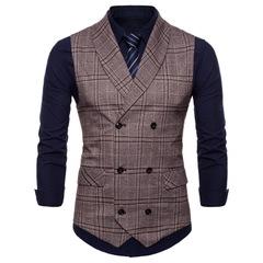 เสื้อผ้าผู้ชาย ราคาถูก เสื้อกั๊ก เสื้อกล้าม เท่ๆ มี สีเทา สีน้ำตาล มีั ไซร์ M L XL 2XL 3XL 4XL