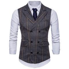 เสื้อผ้าผู้ชาย ราคาถูก เสื้อกั๊ก เสื้อกล้าม เท่ๆ มี สีเทาเข้ม สีน้ำตาล มีั ไซร์ M L XL 2XL 3XL 4XL