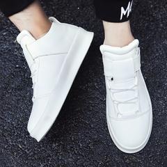 รองเท้าผู้ชาย ราคาถูก รองเท้าแฟชั่น รองเท้าผ้าใบ เกาหลี มี สีดำ สีแดง สีขาว มี ไซร์ 39-44