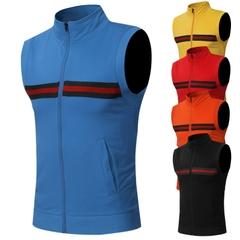 เสื้อผ้าผู้ชาย ผู้หญิง ราคาถูก เสื้อยืดแขนกุด มี สีส้ม สีแดง สีเหลือง สีน้ำเงิน สีดำ มี ไซร์ M L XL 2XL 3XL