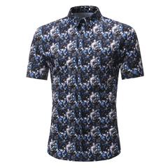 เสื้อผ้าผู้ชาย ราคาถูก เสื้อเชิ๊ตแขนสั้น เท่ๆ มี สีตามรูป มี ไซร์ M L XL 2XL 3XL