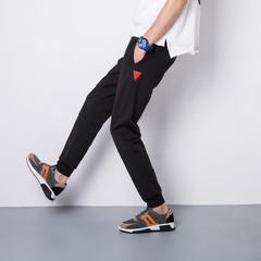 กางเกงผู้ชาย ราคาถูก กางเกงแฟชั่น กางเกงลำลอง มี สีดำ มี ไซร์ M L XL 2XL 3XL 4XL