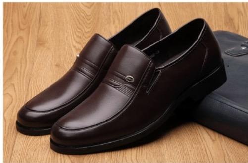 ขนาด: 45 46 47 48 49 50   สี:ตามแบบ รองเท้าผู้ชาย รองเท้าหนัง ขนาดใหญ่