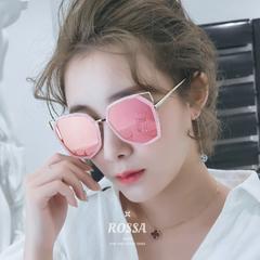 แว่นกันแดด ราคาถูก แว่นตากันแดด มี สีดำ สีเงิน สีชมพู
