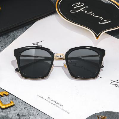 แว่นกันแดด ราคาถูก แว่นตากันแดด มี สีดำ สีเงิน สีชมพู สีม่วง