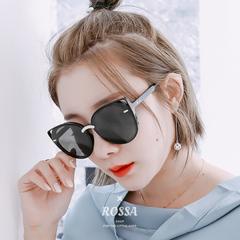 แว่นกันแดด ราคาถูก แว่นตากันแดด มี สีชา สีชมพู สีเงิน สีดำ