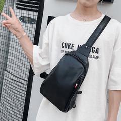 กระเป๋าผู้ชาย ราคาถูก กระเป๋าสะพายอก สะพายไหล่ ถือ มี สีดำ