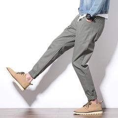 กางเกงผู้ชาย ราคาถูก กางเกงลำลอง กางเกงขายาว กางเกงแฟชั่น มี สีเทา สีดำ สีกากี สีเขียว สีน้ำเงิน มี ไซร์ M L XL 2XL 3XL 4XL 5XL