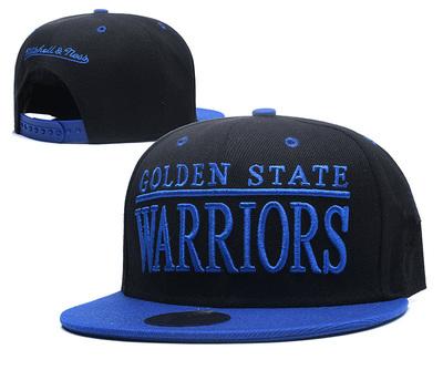 หมวกผู้ชาย ผู้หญิง ราคาถูก หมวกเบสบอล NBA หมวกบาสเกตบอล Golden State Warriors (ปรับได้)