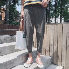 กางเกงผู้ชาย ราคาถูก กางเกงฮาเร็ม กางเกงแฟชั่น กางเกงลำลอง มี สีหมอก สีเทา สีดำ สีทะเลสาบน้ำเงิน มี ไซร์ M L XL 2XL 3XL