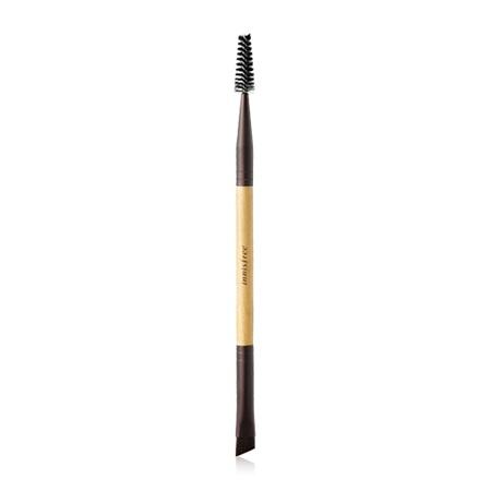 Eco Beauty Tool Dual Eyebrow Brush