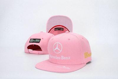 หมวกผู้ชาย ผู้หญิง ราคาถูก หมวกเบสบอล f1 หมวกแข่ง Mercedes Benz Mercedes Racing Cap มี สีตามรูป (ปรับได้)
