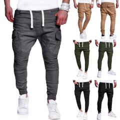 กางเกงผู้ชาย ราคาถูก กางเกงลำลอง กางเกงขายาว กางเกงแฟชั่น  มี สีเทา สีดำ สีกองทัพเขียว สีกากี มี ไซร์ M L XL 2XL 3XL 4XL