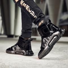 รองเท้าผู้ชาย ผู้หญิง ราคาถูก รองเท้าแฟชั่น รองเท้าผ้าใบ เท่ๆ มี สีปืน สีดำ มี เบอร์ 39-44