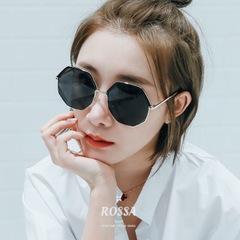 แว่นตากันแดด ราคาถูก แว่นกันแดด สีผงเชี่อรรี่ สีดำ สีเงิน สีผงชมพู