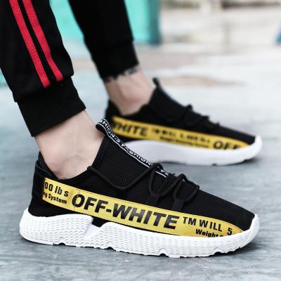 รองเท้าผู้ชาย ราคาถูก รองเท้าผ้าใบ รองเท้าแฟชั่น รองเท้ากีฬาลำลอง มี สีดำขาว สีดำแดง สีดำเหลือง มี ไซร์ 39-44