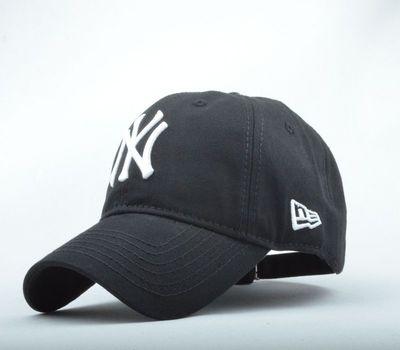 หมวกผู้ชาย ผู้หญิง ราคาถูก หมวก Hiphop หมวก New York เบสบอลหมวก (ปรับได้)