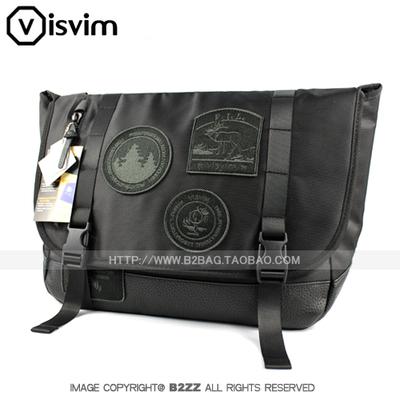 กระเป๋าผู้ชาย ผู้หญิง ราคาถูก กระเป๋าแฟชั่น กระเป๋าสะพาย กระเป๋าถือ VISVIM VEGGIE มี  สีดำ