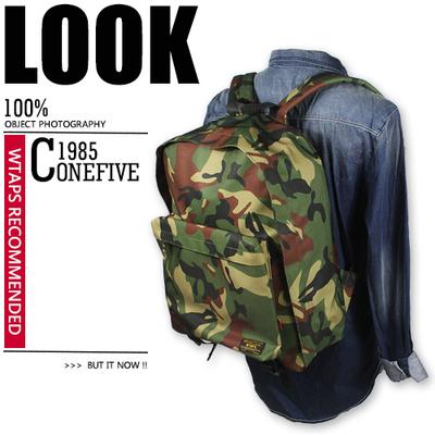กระเป๋าผู้ชาย ผู้หญิง ราคาถูก กระเป๋าสะพายหลัง กระเป๋าเป้ กระเป๋าถือ WTAPS มี สีกองทัพเขียว