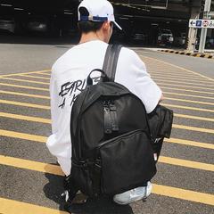 กระเป๋าผู้ชาย ผู้หญิง ราคาถูก กระเป๋าสะพายหลัง กระเป๋าเป้ กระเป๋าถือ มี สีดำ