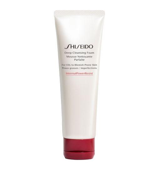 **พร้อมส่ง**Shiseido Ginza Tokyo Deep Cleansing Foam 125 ml. โฟมคลีนเซอร์สูตรใหม่ล่าสุด สำหรับผิวมันหรือผิวเป็นสิวง่าย มาในรูปแบบเนื้อโฟมตีฟองได้อย่างรวดเร็ว ให้ฟองเข้มข้น เนียนนุ่มทุกครั้ง พร้อมประสิทธิภาพในการเสริมสร้างปัจจัยที่เหมาะสมให้ปราการปกป้องผิว