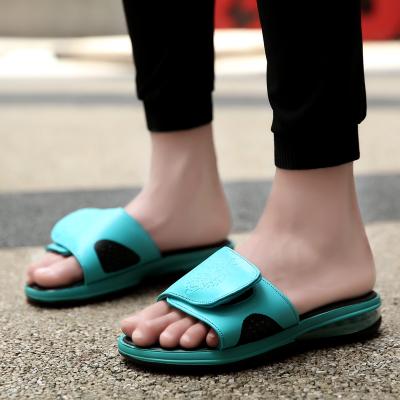 รองเท้าผู้ชาย ผู้หญิง ราคาถูก รองเท้าแตะอากาศ รองเท้าแฟชั่น รองเท้าแตะ เกาหลี มี สีดำ สีแดง สีขาว สีแสงจันทร์ฟ้า มี ไซร์ 39-44