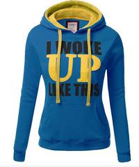เสื้อผ้าผู้หญิง ราคาถูก เสื้อกันหนาว มี สีส้ม สีชมพู สีขาว สีฟ้า มี ไซร์ S M L XL 2XL