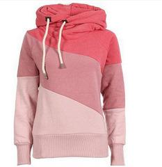 เสื้อผ้าผู้หญิง ราคาถูก เสื้อกันหนาว มี สีแดง สีกากี สีม่วง สีชมพู มี ไซร์ S M L XL 2XL