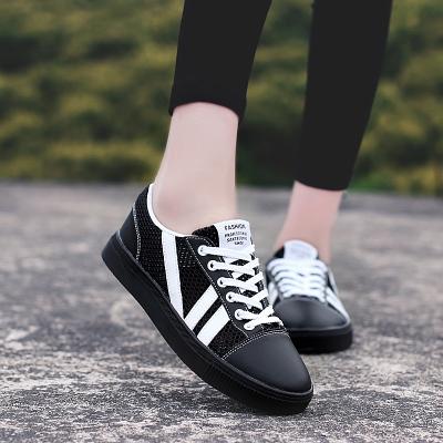 รองเท้าผู้หญิง ราคาถูก รองเท้าผ้าใบ รองเท้าแฟชั่น รองเท้าเกาหลี มี สีขาว สีแดง สีดำ มี ไซร์ 35-44