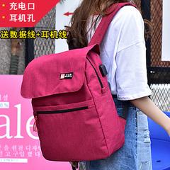 กระเป๋าผู้ชาย ผู้หญิง ราคาถูก กระเป๋าสะพายหลัง กระเป๋าเป้ กระเป๋าถือ มี สีชมพู สีดำ สีเทา