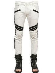 (พร้อมส่ง)กางเกงผู้ชาย ผู้หญิง ราคาถูก กางเกงยีนส์ยืด กางเกงยีนส์ยืดหยุ่นพับกางเกง มี สีตามรูป มี ไซร์ 32