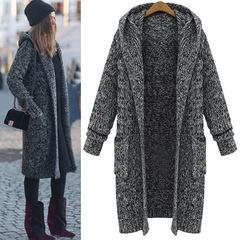 เสื้อผ้าผู้หญิง ราคาถูก เสื้อกันหนาว เสื้อคลุม มี สีตามรูป มี ฟรีไซร์