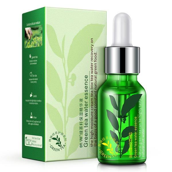 HOREC Green Tea Water Essence โฮลิค กรีน ที วอเตอร์ เอสเซนต์ เซรั่มเมล็ดชาเขียว