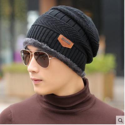 หมวกผู้ชาย ผู้หญิง ราคาถูก หมวกไหมพรม Hip Hip Hip Hip