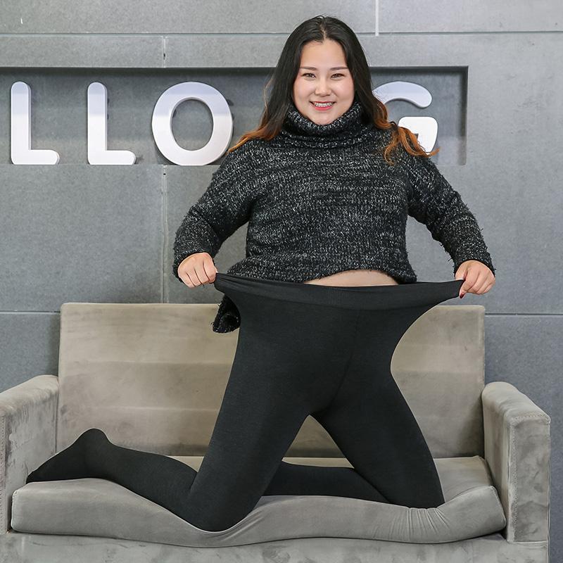 กางเกงเลคกิ้งสาวอวบ กางเกงเลคกิ้งคนอ้วน กางเกงเลคกิ้งกันหนาว
