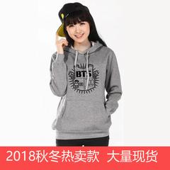 เสื้อผ้าผู้หญิง ราคาถูก เสื้อกันหนาว มี สีเทา สีดำ มี ไซร์ S M L XL