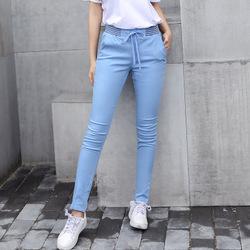 กางเกงผู้หญิง ราคาถูก กางเกงแฟชั่น กางเกงลำลอง มี สีกากี สีดำ สีกากี สีฟ้า สีเบจ มี ไซร์  S M L XL 2XL 3XL